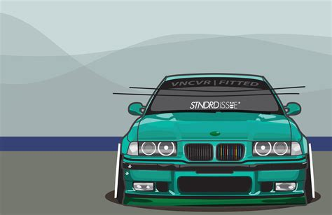 stanced cars drawing stanced cars stickers www pixshark com images