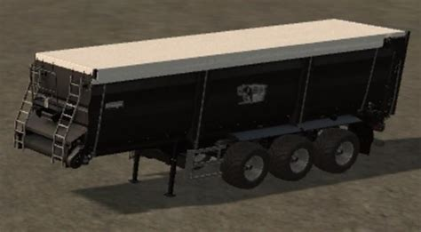 kre bandit sb 30 60 with hitch ls17 mod for farming kre bandit sb 30 60 atacher v1 5