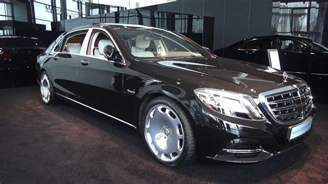 mercedes maybach 2008 2016 mercedes maybach s500 4matic start up engine and