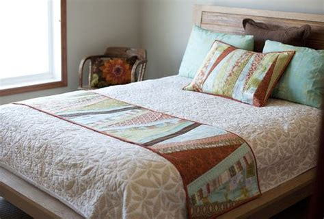 Patchwork Bed Runner Patterns - diy bed runner patterns free plans free