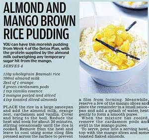 Rice Allowed On Sugar Detox by Eat Cake And Still Detox The Low Sugar Treats That You Ll