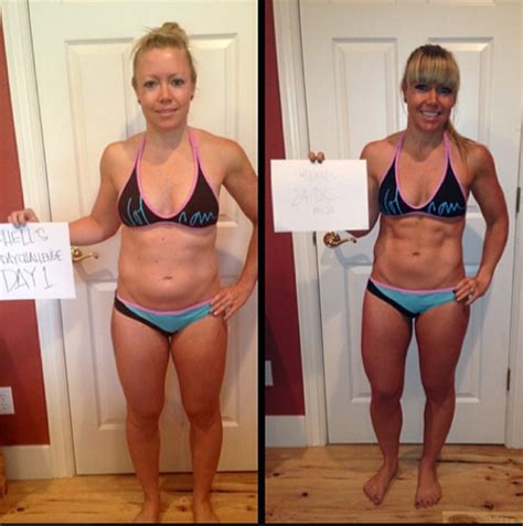 24 day ab challenge results24 day abs challenge 24 day challenge recap