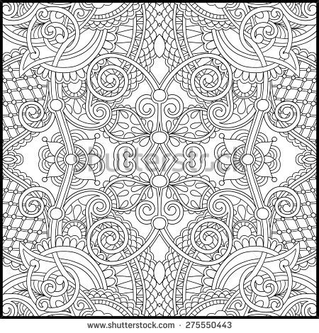 unique coloring pages for adults page decor stock photos images pictures
