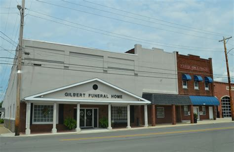 panoramio photo of gilbert funeral home