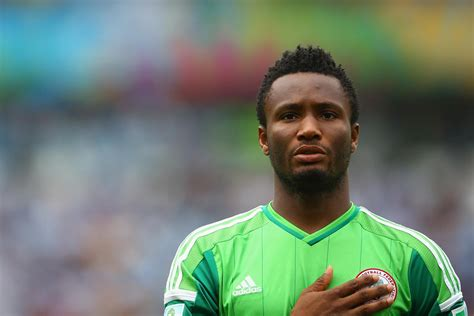 Mikel Obi Chelsea S Mikel Obi Captains Nigeria To Victory