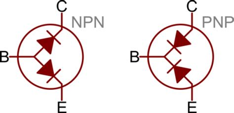 transistor theory how to test a pnp and an npn transistor theory time for science
