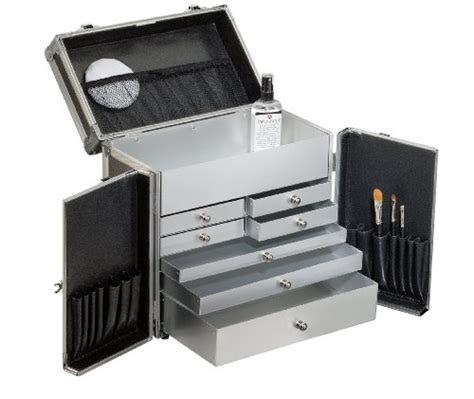 pro makeup case with drawers gensther tattoo japonesque makeup case