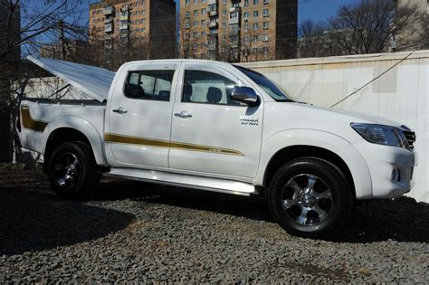 2011 Toyota For Sale 2011 Toyota Hilux Up For Sale 2 7 Gasoline
