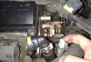 P0340 Peugeot Solved Where Is Sensor Fixya