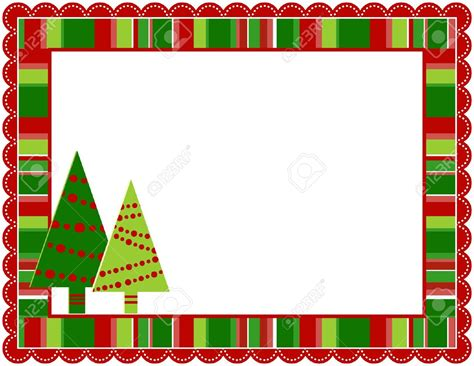 clipart natale free stripped frame royalty free cliparts vectors