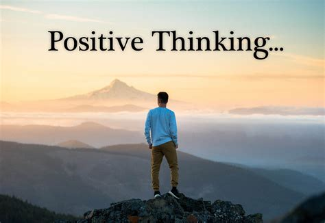 positive thoughts images 10 exles where the power of positive thinking kicks