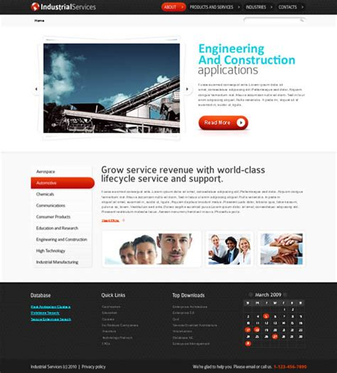 23 Free Html5 Website Templates Designbeep Website Templates Html5