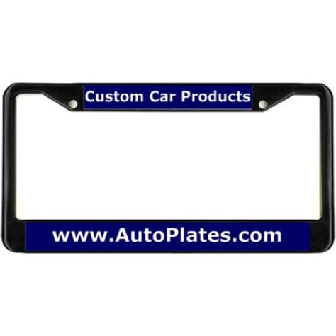 personalized license plate frames personalized license plate frames 28 images custom