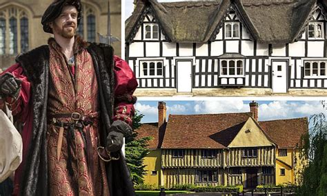 Wolf Hall Set To Spark Demand For Tudor Homes Like These | wolf hall set to spark demand for tudor homes like these