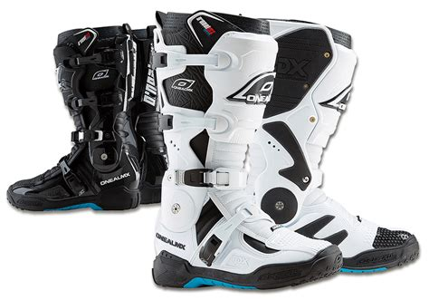 boot motocross o neal o neal rdx motocross boot built for the serious
