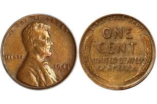 the 1943 s copper penny found by kenneth wing
