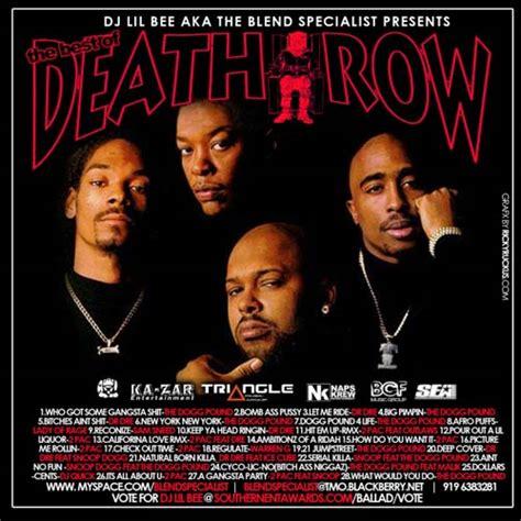 Best Of Row Records Dj Lil Bee The Best Of Deathrow Mixtapetorrent