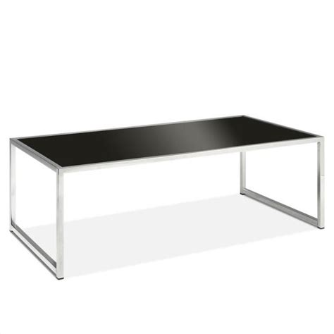 yield black glass top coffee table set 400013 pkg
