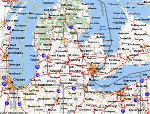Map Of Michigan And Ohio access marketing group michigan