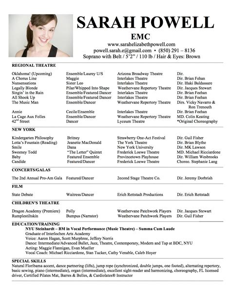 Beautiful Church Musician Resume #2: Acting-cv-sample-resume-template-singers-theatre-word.jpg