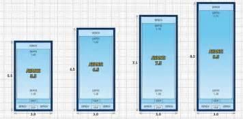 pool length residential swimming pool dimensions standard american hwy