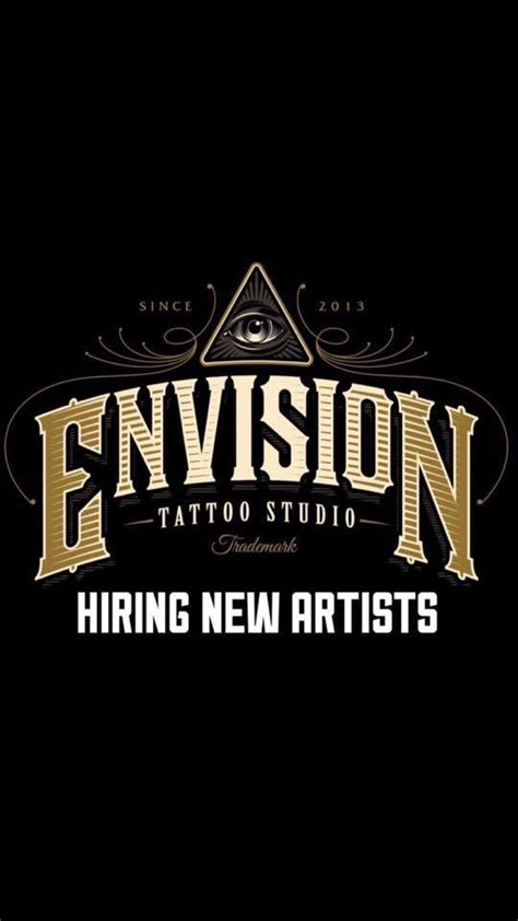 envision tattoo envision home