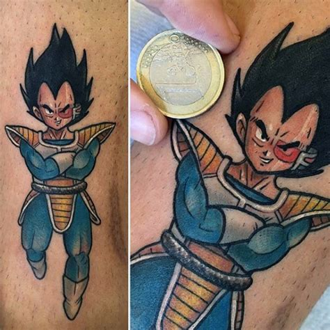 dragon ball z tattoos collection of 25 z