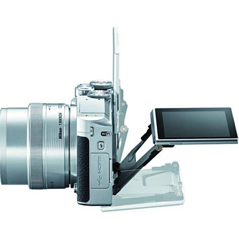 Nikon 1 J5 Mirrorless Digital W 10 30mm Pd Zoom Lens Silver buydig nikon 1 j5 mirrorless 20 8mp digital w 10 30mm lens silver factory refurbished