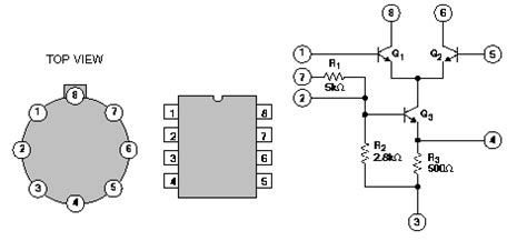 integrated circuits nz the defpom lm3028 component info page