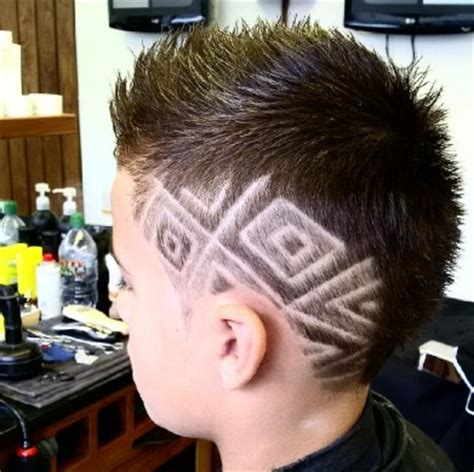 patterns for haircuts franco s barbering lounge men s haircut of the month