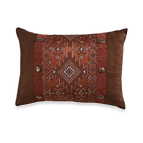 bed bath and beyond decorative pillows bedroom galerry pueblo boudoir throw pillow bed bath beyond