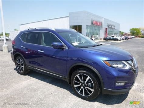 2017 nissan rogue blue 2017 caspian blue nissan rogue sl awd 120488320 photo 16