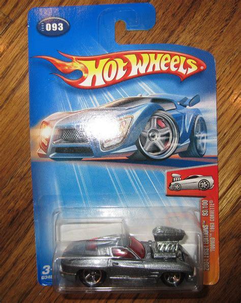 Sale Hotwheels Wheels C6 Corvette wheels 093 corvette c6 new in package mib car ebay