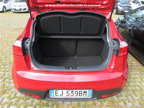 test apertura porte test drive kia lx 1 2 da 85 cv italiantestdriver