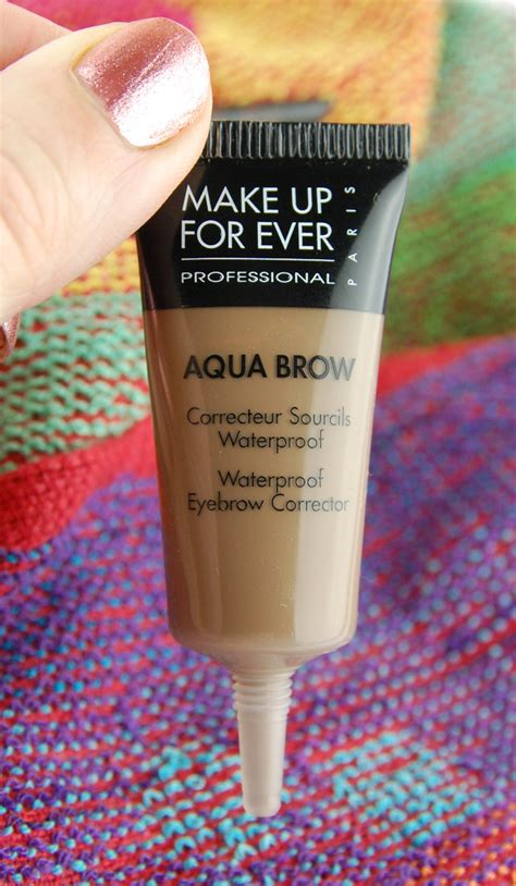 Makeup Forever Eyebrow Gel make up for aqua brow 15 in 270 angled
