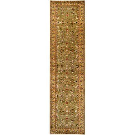12 foot rug artistic weavers franklin fern 3 ft x 12 ft rug runner minden 312 the home depot