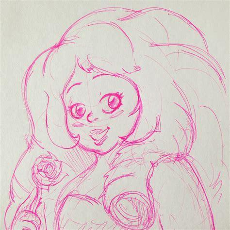 rose quartz su sketch by the letter w on deviantart