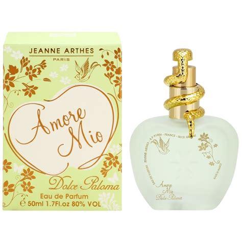 Jeanne Arthes jeanne arthes mio dolce eau de parfum for