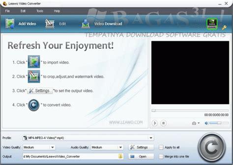 bagas31 video converter leawo video converter pro 5 4 0 0 full patch bagas31 com