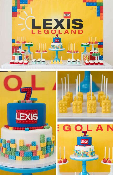 Lego Party Inspirations   Birthday Party Ideas & Themes