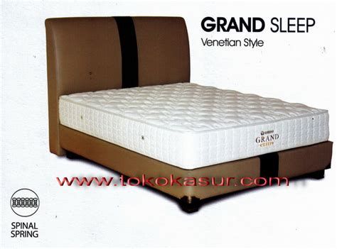 Matras Busa Guhdo guhdo grand sleep 25cm venetian style toko kasur bed murah simpati furniture