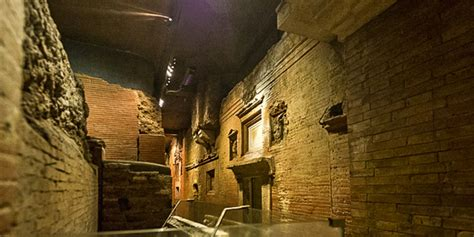 uffici vaticano the scavi of tombs below st s