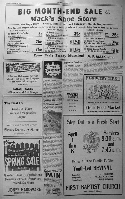 index of names r z from the 1956 bridgeport index newspaper