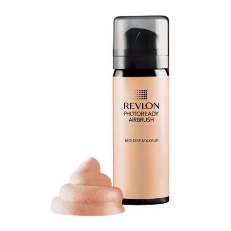 mousse make up revlon photoready airbrush mousse makeup reviews photos