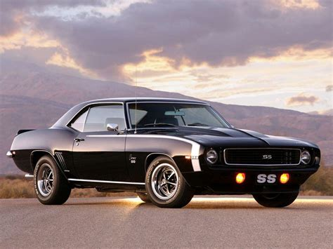 chevrolet ss camaro 1969 1969 camaro wallpapers wallpaper cave