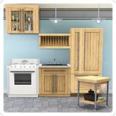 Kitchen Set 164 bayside store the sims 3