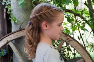 kinderfrisuren lange haare mädchen m 228 dchen flechtfrisuren frisuren im frisurenkatalog