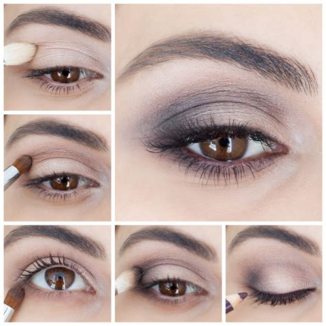 Eyeshadow Smokey light smokey eye makeup for brown www pixshark