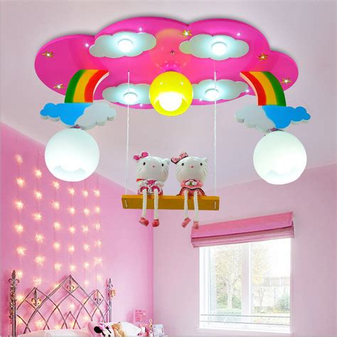 kids bedroom lighting modern cartoon ceiling light kids bedroom bulb light