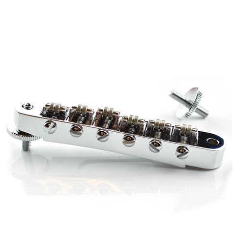 Bridge Gitar Gibson Lp Tune O Matic Gold tune o matic roller saddle guitar bridge for epiphone